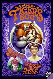 the tiger's egg cover